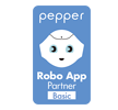 pepper robo app partner